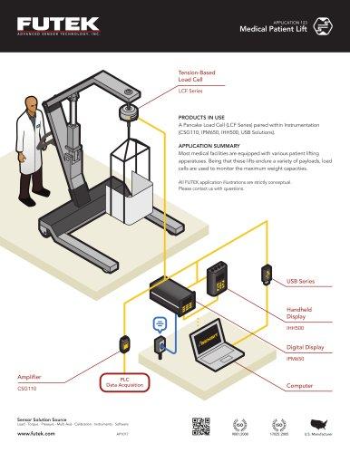 Medical Patient Lift