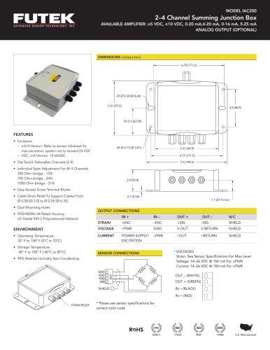 MODEL IAC200
