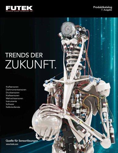 Trends der ZUKUNFT. Produktkatalog 7. Ausgabe