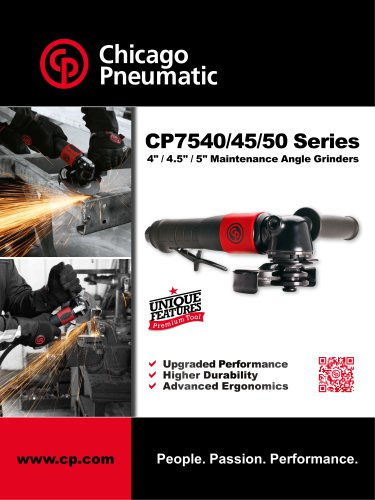 CP75 Series Leaflet