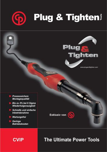 Plug & Tighten Deutsch