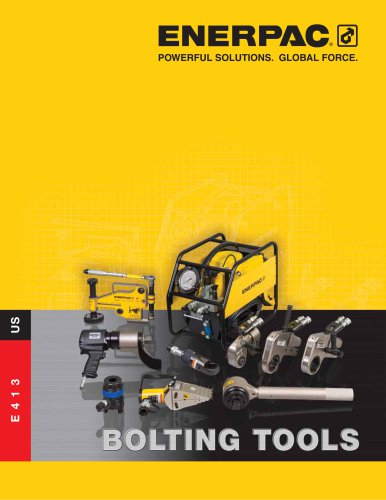 E413 Bolting Tools