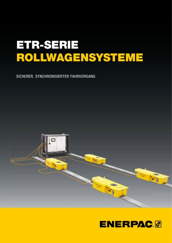 ETR-Series Trolley Systems