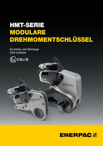 HMT-Series Modular Torque Wrenches
