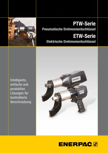 PTW-Serie Pneumatische Drehmomentschlüssel