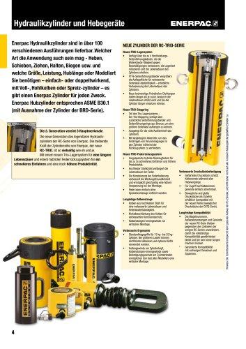 RC-Trio General Purpose Cylinders