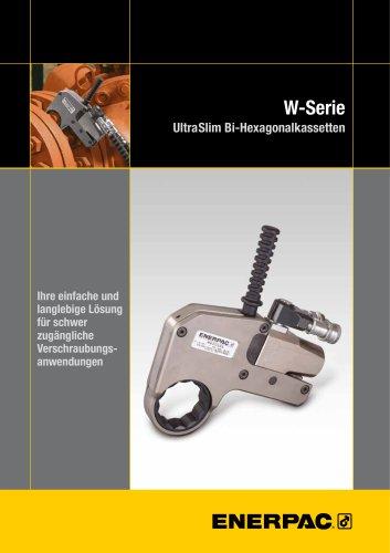 W-Serie Ultra Slim Bi-Hexagonalkassetten