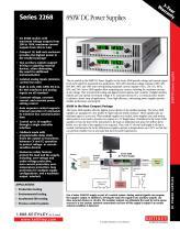 Series 2268 850W DC Power Supplies