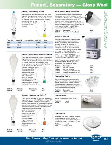 Lab Supplies (3)