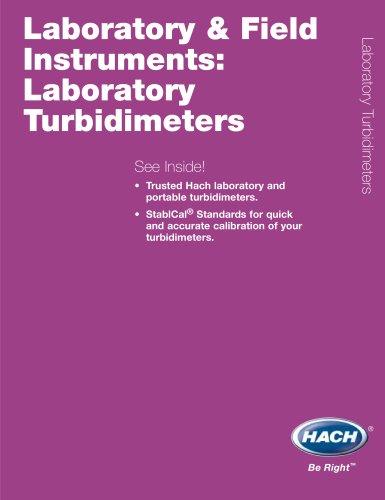 Lab Turbidimeters