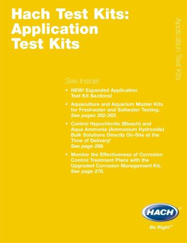 Single Parameter Test Kits