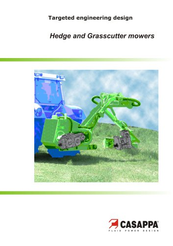 Hedge and grasscutter mowers [LF 01 T E]