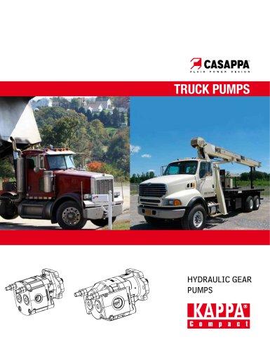 Truck Pumps - [TMKP-01-T-A]