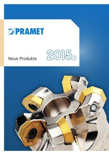Neue Produkte 2015.2