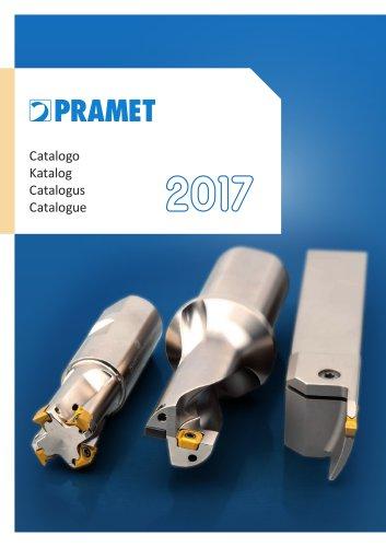 Pramet 2017 Katalog