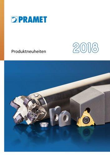 Pramet Produktneuheiten 2018