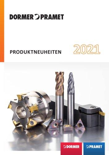 PRODUKTNEUHEITEN 2021