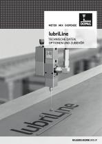 lubriLine Technische Daten, Optionen und Zubehör