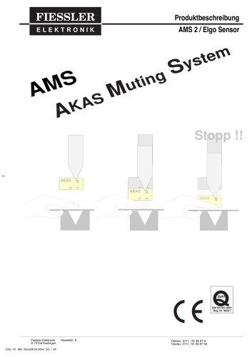 Betriebsanleitung AKAS Muting System 2
