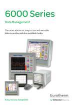 6000 Series Data Management