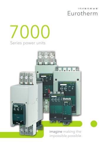 7000 Series Power Units