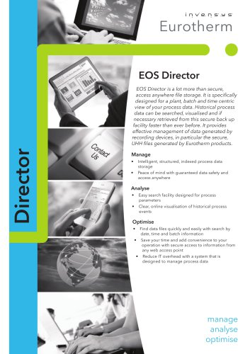 EOS Director Overview