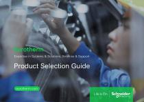 Eurotherm Product Selection Guide (HA029395 Issue 9)