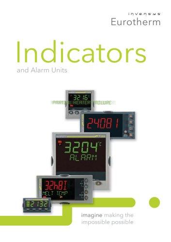 Indicators and Alarm Units