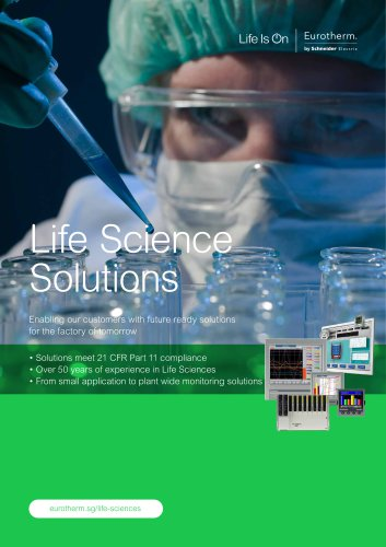 Life Science Solutions