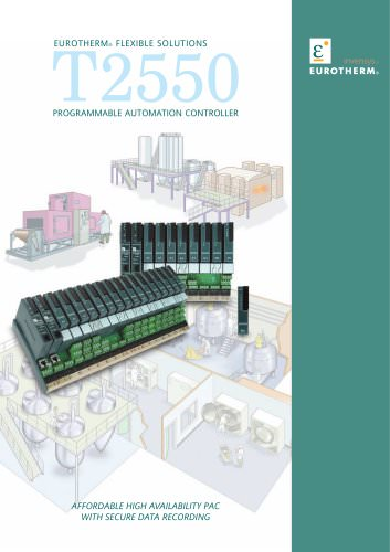 T2550 Programmable Automation Controller