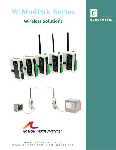 WiModPak Series Wireless Solutions