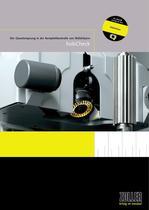 Die Universal-Messmaschine zum vollautomatischen Messen und Prüfen von zylindrischen Wälzfräsern »hobCheck« - 1