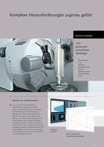 Die Universal-Messmaschine zum vollautomatischen Messen und Prüfen von zylindrischen Wälzfräsern »hobCheck« - 5