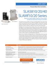 SLA5800 Series Pressure Controllers