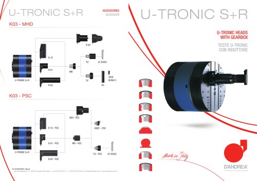 U-TRONIC S+R