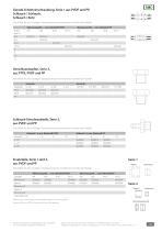 Schlauch- und Rohrverschraubungen  Serie 1 bis 3Schlauch- und Rohrverschraubungen  Serie 1 bis 3 - 5