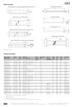 Vorfilter für Gasentnahmesonden  Serie SP® - SP2000/V20 - 2