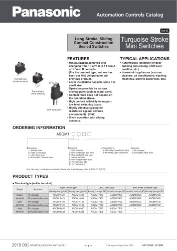 Automation Controls Catalog