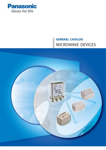 Catalog Microwave Devices
