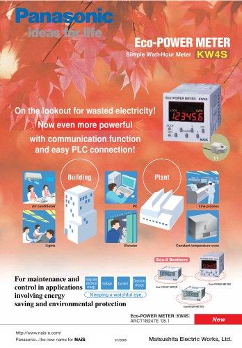 Eco-POWER METER KW4S