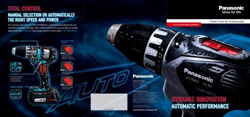 EY 7443 Auto Drill & Driver