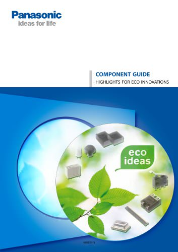 HIGHLIGHTS FOR ECO INNOVATIONS