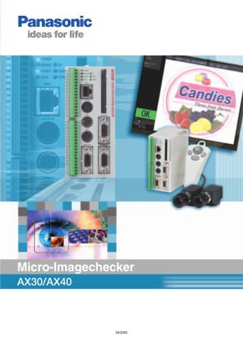 Micro-Imagechecker AX30/AX40