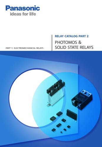 PHOTOMOS & SOLID STATE RELAYS