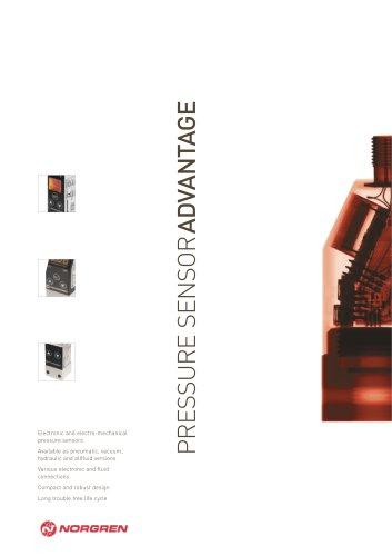 Brochure ELECTRO-MECHANICAL PRESSURE SWITCH PNEUMATIC