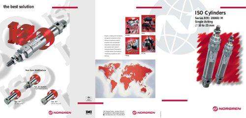 Brochure ISO ROUNDLINE CYLINDERS