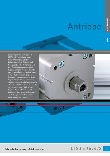 NEx - Antriebe