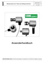 Drehgeber TMN50 Handbuch