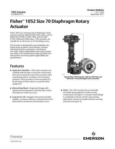 Fisher™ 249 Sensor, Level Controller, andTransmitter Dimensions