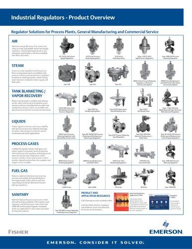 Industrial Regulators - Product Overview